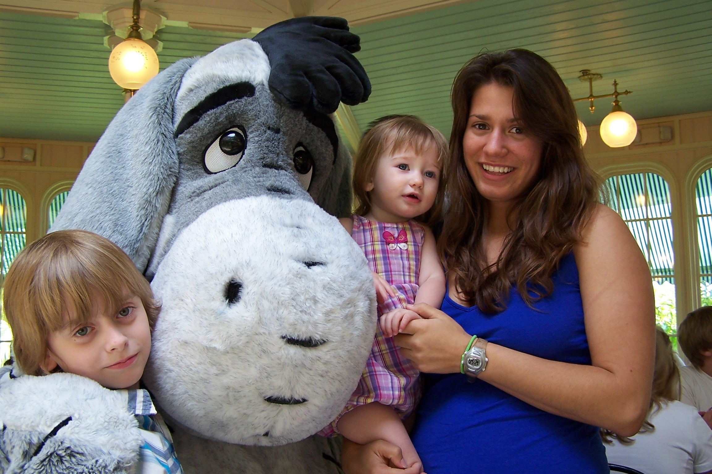 Eeyore & Friends at Crystal Palace