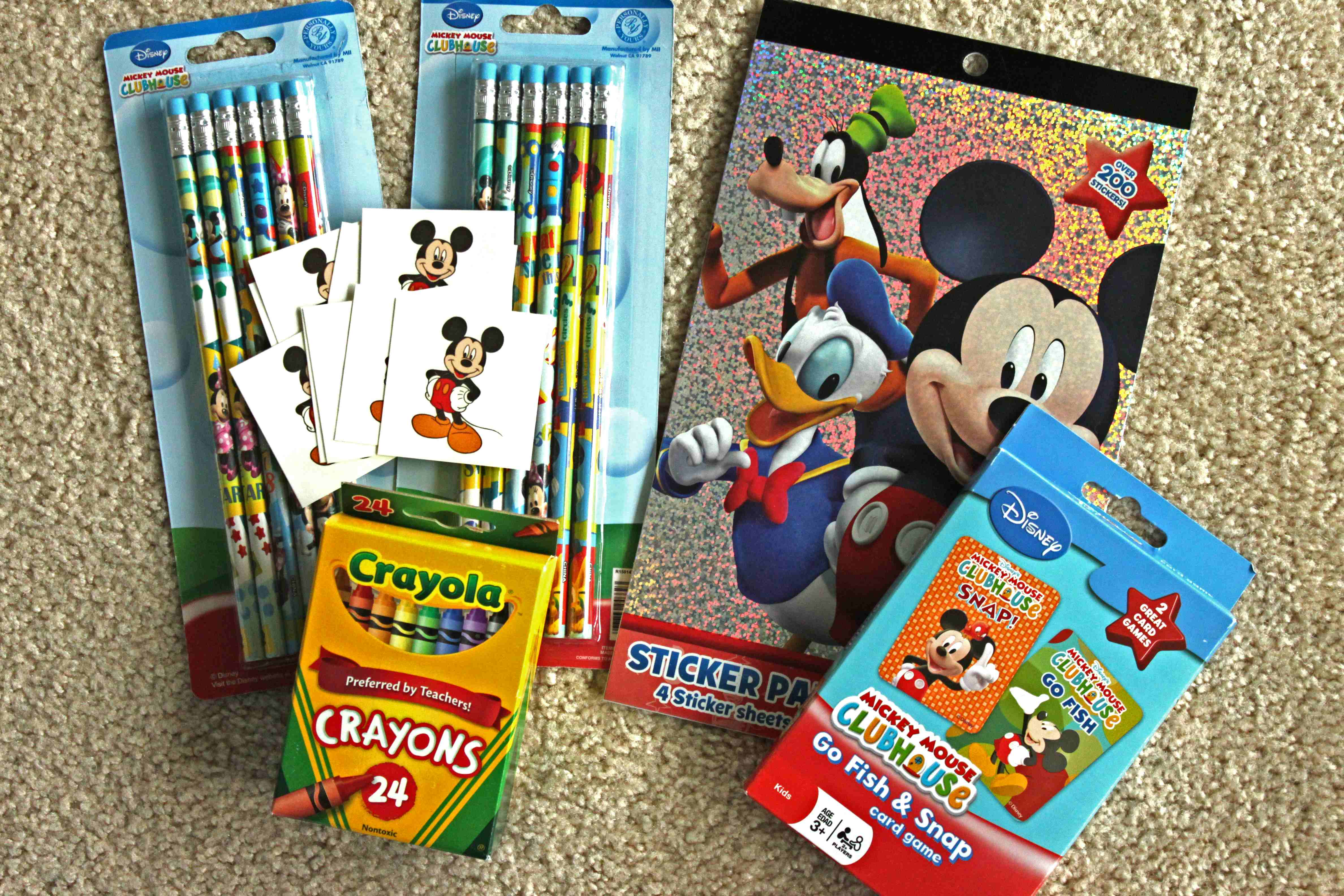 Create with Mickey & Friends