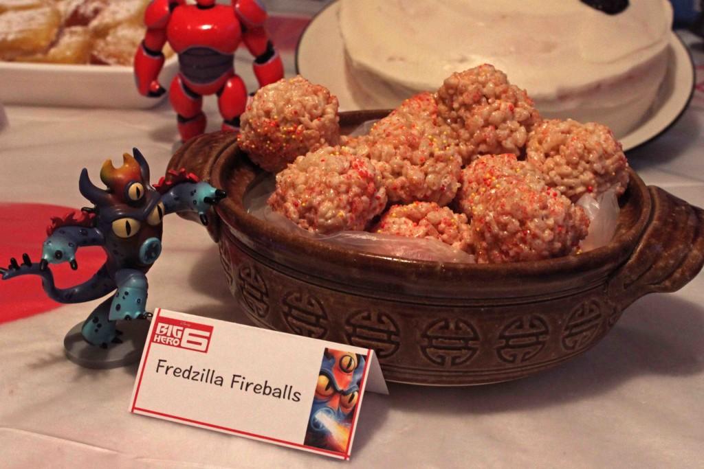 Fredzilla Fireballs