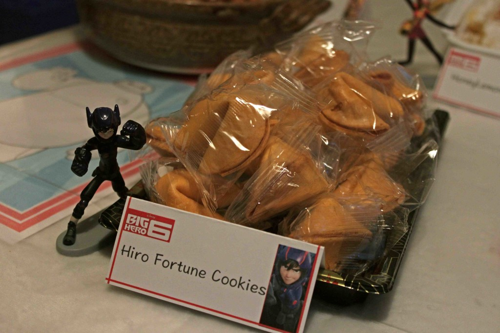 Fortunate One - Hiro Cookies
