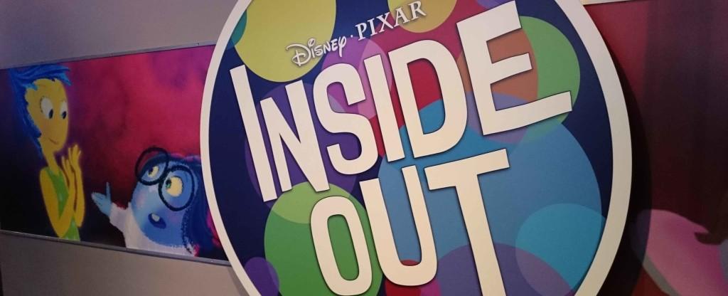 """Disney - Pixar """"Inside Out"""""""