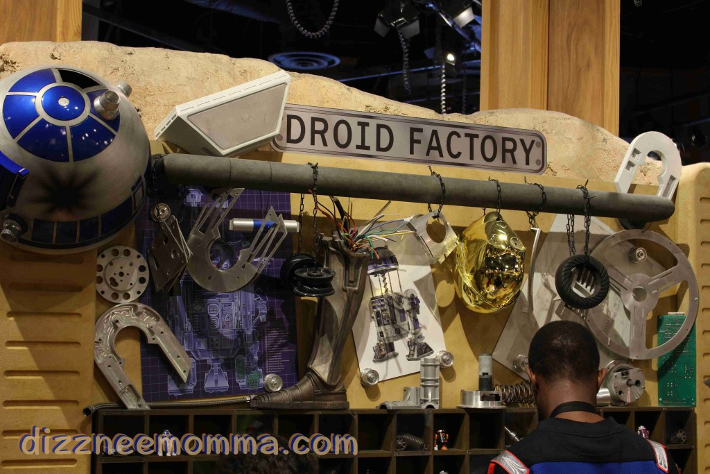 Build Your Own Droid!
